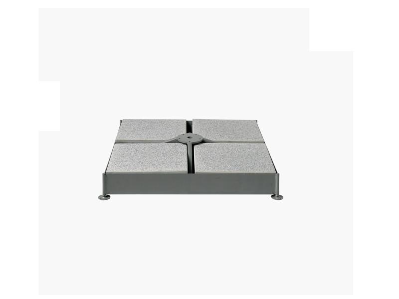 base da 120 kg cm 91x91x11,5-h glatz