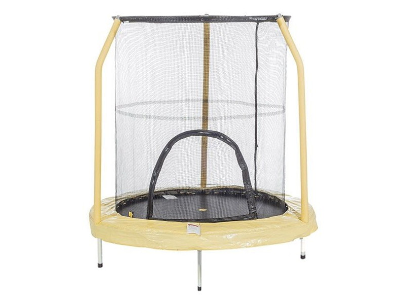 JUMPKING MY FIRST TRAMPOLINO PER BAMBINI YELLOW