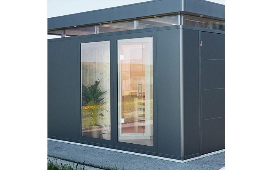 Casette Da Giardino Moderne : Casette da giardino in pvc e legno fiorin maurizio