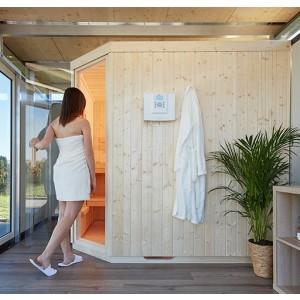 Casette Legno Fiorin Istrana.Modulo Sauna Per Dependance Casanova Biohort Fiorinmaurizio